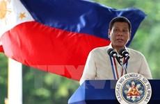 Tổng thống Philippines tuyên bố cần có quân đội Mỹ ở Biển Đông