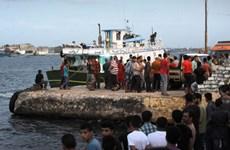 Ai Cập bắt giữ 4 nghi can trong vụ lật tàu trên Địa Trung Hải