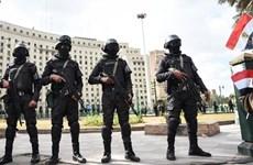 Ai Cập bắt giữ 17 thành viên MB tìm cách phá hoại kinh tế