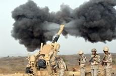 Saudi Arabia tiến hành cuộc tập trận bắn đạn thật ở vùng Vịnh
