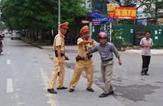 Điều tra, xử lý nghiêm nhóm đối tượng hành hung cảnh sát giao thông