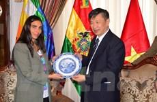 Việt Nam muốn tăng cường mối quan hệ hữu nghị, hợp tác với Bolivia