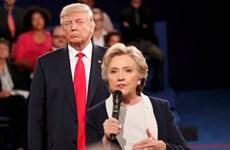 Cục diện sau màn tranh luận thứ hai giữa bà Hillarry và ông Trump