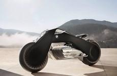 Hãng BMW công bố xe môtô tự cân bằng động, tuyệt đối an toàn