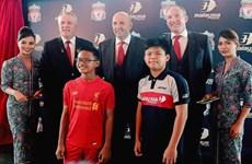 Malaysia Airlines trở thành đối tác toàn cầu của CLB Liverpool