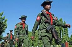 Lực lượng an ninh Myanmar tiêu diệt thêm nhiều tay súng