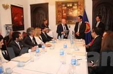 ASEAN tăng cường trao đổi hợp tác đầu tư, du lịch với Argentina