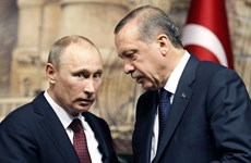 Lãnh đạo Nga-Thổ Nhĩ Kỳ thảo luận về khả năng mua bán vũ khí