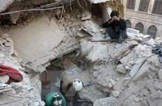 Syria: Đánh bom xe ở trạm kiểm soát, hàng chục người thương vong