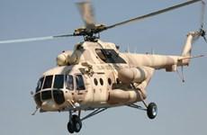 Rơi trực thăng quân sự ở Uzbekistan làm 9 người thiệt mạng