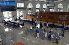 Cảng tàu du lịch Tuần Châu đưa nhà ga hiện đại vào hoạt động
