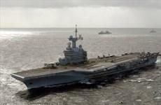 Pháp kéo dài sứ mệnh của tàu sân bay để hỗ trợ chiến dịch Mosul