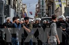Bạo lực bùng phát tại Thổ Nhĩ Kỳ làm 10 người thiệt mạng