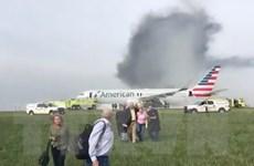 Số người bị thương trong vụ máy bay bốc cháy ở Mỹ tăng mạnh