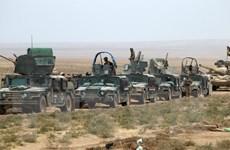 Iraq mở chiến dịch cắt các tuyến tiếp viện từ Mosul tới Syria