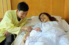 Em bé đầu tiên ra đời từ phương pháp thụ tinh nhân tạo ở Phú Thọ