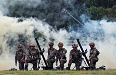 Ấn Độ-Bangladesh tập trận chung để tăng cường chống khủng bố
