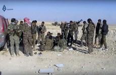 Syria: Hơn 5.000 người sơ tán khỏi thành trì cuối cùng của IS