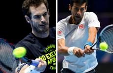 """""""Luận anh hùng"""" trước giờ khai màn giải ATP World Tour Finals"""