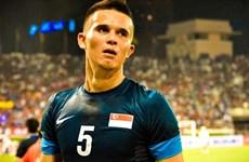 AFF Suzuki Cup: Tuyển Singapore trông chờ vào các cựu binh