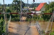 Đề xuất phương án khắc phục hậu quả vụ sập cầu treo Tà Lài