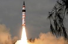 Ấn Độ thử thành công tên lửa đạn đạo đất đối đất Agni-I