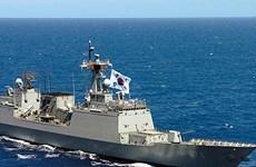 Hải quân Hàn Quốc tiến hành tập trận quy mô lớn kéo dài 2 ngày