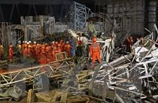 Trung Quốc bắt 9 đối tượng liên quan đến vụ sập nhà máy điện