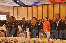 Ấm áp lễ gặp mặt cựu học viên quân sự Campuchia tại Việt Nam