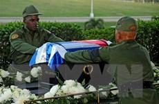 [Video] Cuba rước tro cốt lãnh tụ Fidel về quê hương cách mạng