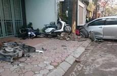 Chuẩn bị xét xử vụ xe Camry gây tai nạn liên hoàn ở phường Bồ Đề