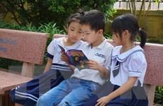 Nâng cao văn hóa đọc ở trường tiểu học qua mô hình Thư viện xanh