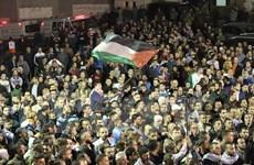 Liên hợp quốc kêu gọi viện trợ 547 triệu USD cho người Palestine