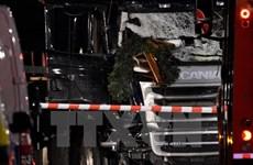 Đức phát hiện nghi can mới trong vụ tấn công bằng xe tải ở Berlin