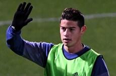 Bị bỏ rơi tại Real Madrid, James Rodriguez sẽ chọn bến đỗ mới nào?