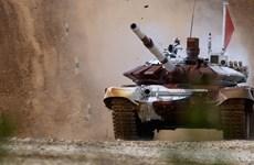 Nga phát triển loại xe bọc thép và xe quân sự thông minh