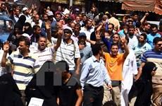 Ai Cập phạt tù chung thân 175 người ủng hộ cựu Tổng thống Morsi