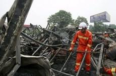 Cháy viện dưỡng lão tại Trung Quốc làm 7 người thiệt mạng