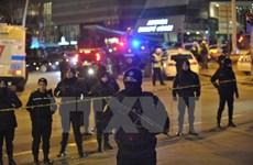 Cảnh sát Thổ Nhĩ Kỳ bắt 20 nghi can là phiến quân của IS