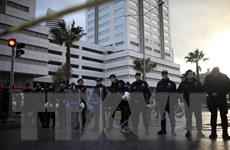 Thổ Nhĩ Kỳ bắt 18 người liên quan vụ đánh bom xe tại Izmir