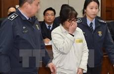 Hàn Quốc: Bạn thân của bà Park Geun-hye bị cáo buộc tham nhũng