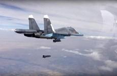 Nga bác cáo buộc gây nguy hiểm cho chiến đấu cơ Mỹ ở Syria
