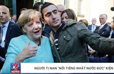 """[Video] Người tị nạn """"nổi tiếng nhất nước Đức"""" kiện Facebook"""