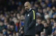 Manchester City thảm bại: Pep Guardiola và điểm yếu tinh thần