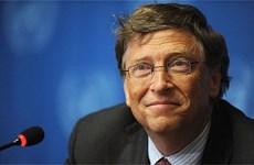 Tỷ phú Bill Gates tài trợ nghiên cứu vaccine mới ngừa bệnh dịch