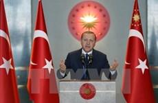 Quốc hội Thổ Nhĩ Kỳ sẽ mở rộng quyền lực cho Tổng thống Erdogan