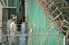 Mỹ chuyển thêm 4 tù nhân khỏi nhà tù quân sự ở Vịnh Guantanamo