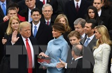 Video toàn bộ bài phát biểu nhậm chức của Tổng thống Mỹ D. Trump