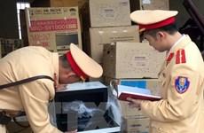 250 đối tượng phạm pháp hình sự bị bắt giữ trong tháng đầu ra quân