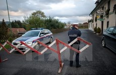 Giới chức Áo kêu gọi người dân hỗ trợ cảnh sát chống khủng bố